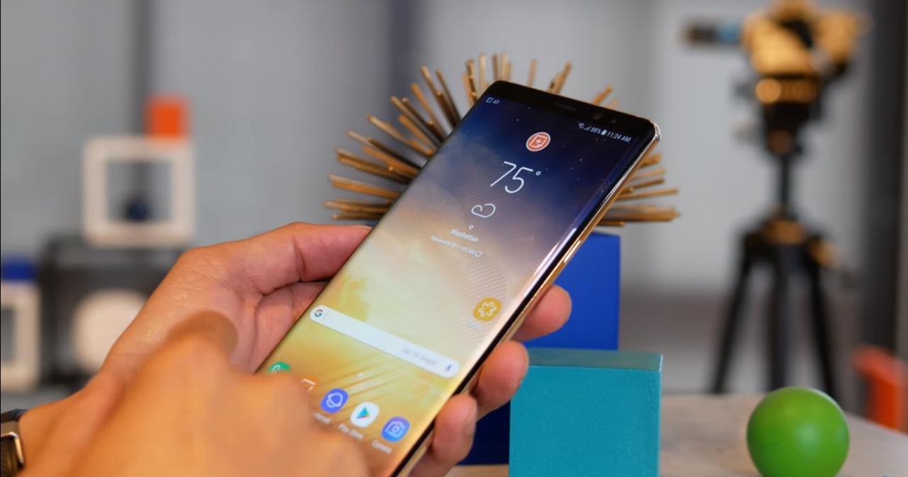 Photo of Первый обзор Samsung Galaxy Note 8 от PhoneArena