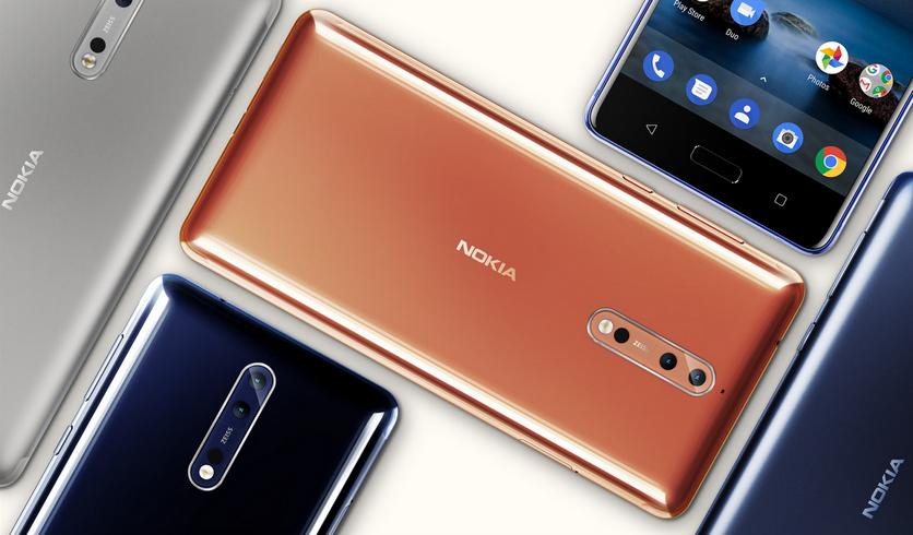 Photo of Nokia 8 получил аккумулятор с функцией быстрой зарядки Quick Charge 3.0