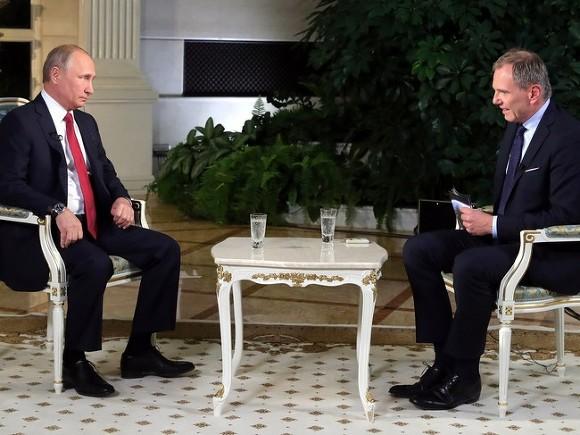 Путин попал почти на дуэль