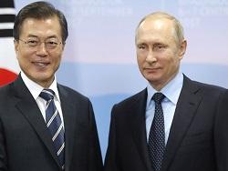 Двухстороннее взаимодействие: Владимир Путин встретился с лидером Южной Кореи
