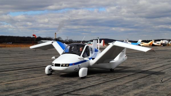 Photo of Летающий автомобиль Terrafugia поступит в продажу в 2019 году