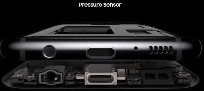 Photo of Samsung Galaxy Note 8 получит чувствительный к давлению дисплей