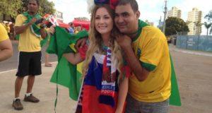 ЧМ-2018: Футбольные фанаты заполонили российские города