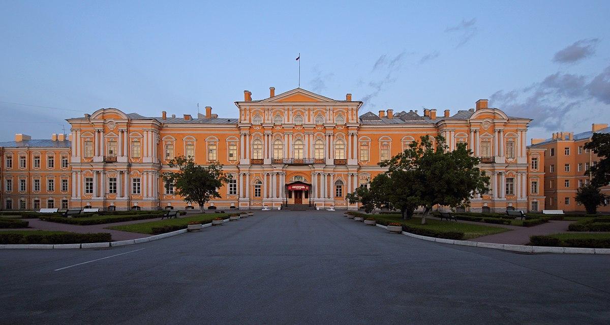 Дворец М Воронова