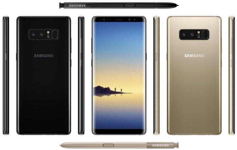 Photo of Стали известны финальные характеристики Samsung Galaxy Note 8