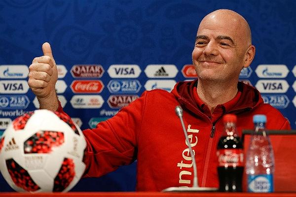 Photo of Глава ФИФА назвал ЧМ-2018 в России лучшим в истории