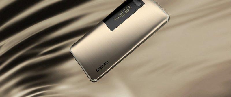 Стали известны цены Meizu Pro 7 и Pro 7 Plus с 2-мя экранами