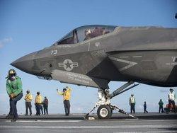 Photo of Новейший F-35С потерпел дорогостоящую «аварию класса А»