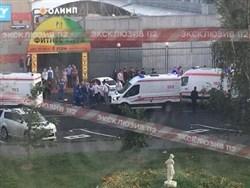 В Москве автомобиль въехал в группу пешеходов