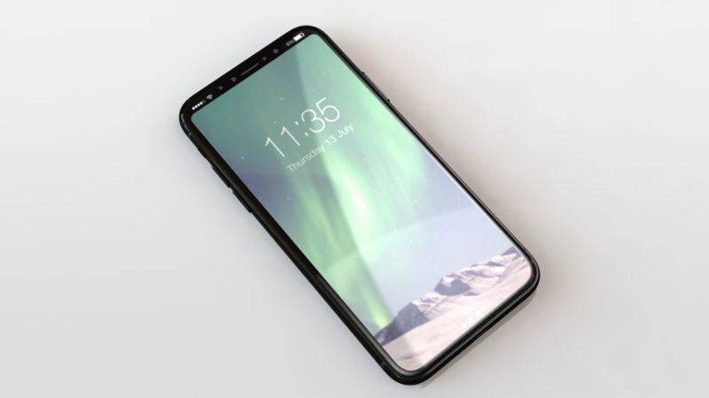 Photo of «Финальные изображения» iPhone X показывают 4 мм рамки