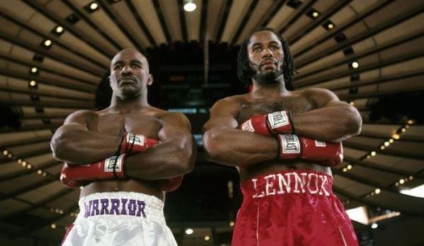 Photo of Льюис и Холифилд станут гостями вечера бокса в Киеве