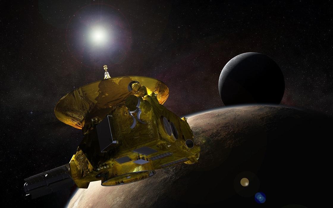 Photo of Станция New Horizons впервые сфотографировала объект 2014 MU69