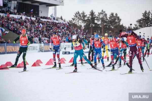 России запретили принимать международные соревнования по биатлону