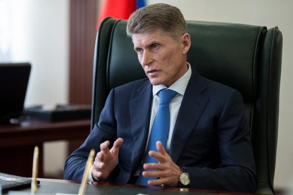 Человек слова и дела: Олег Кожемяко назначен ВРИО главы Приморья