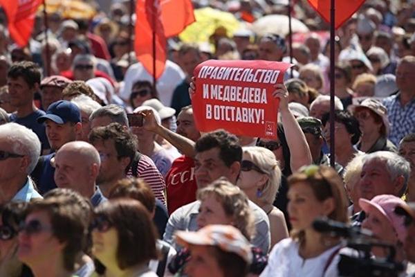 Назревает низовой протест, вовсе не либеральный и не демократический