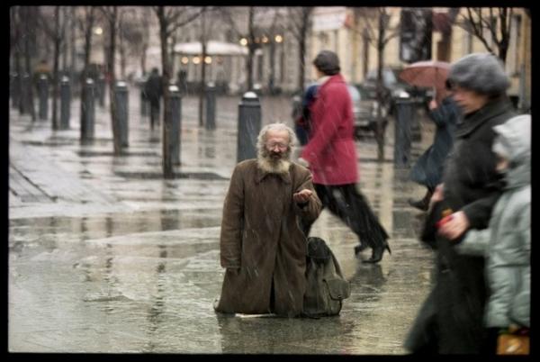 Photo of 90% населения Украины находятся за чертой бедности