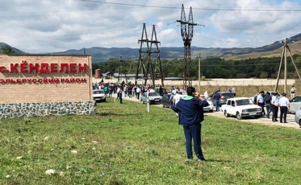 Массовые волнения в КБР могут стать началом больших проблем на всем Северном Кавказе