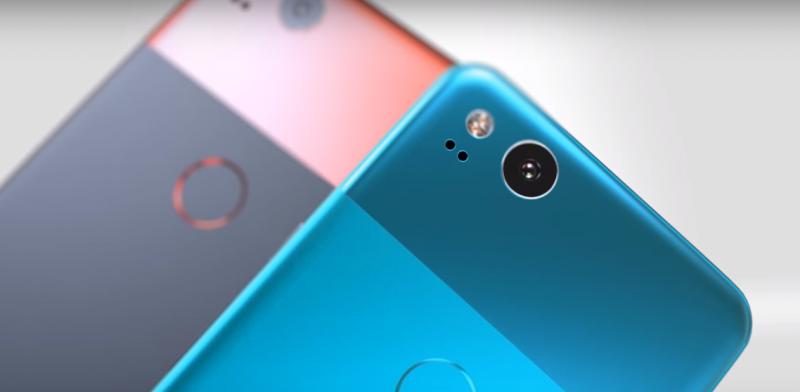 Google Pixel 2 оживает в новом концептуальном видео