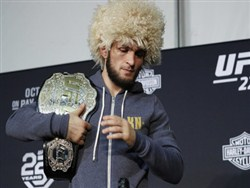 Нурмагомедов оказался под угрозой лишения чемпионского титула