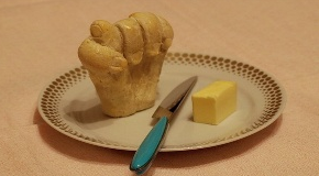мазать на хлеб