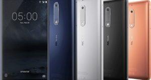 Стали известны модели процессоров внутри всей линейки Nokia