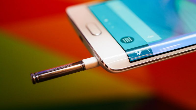 Samsung Galaxy Note 8 представят в конце августа в Нью-Йорке