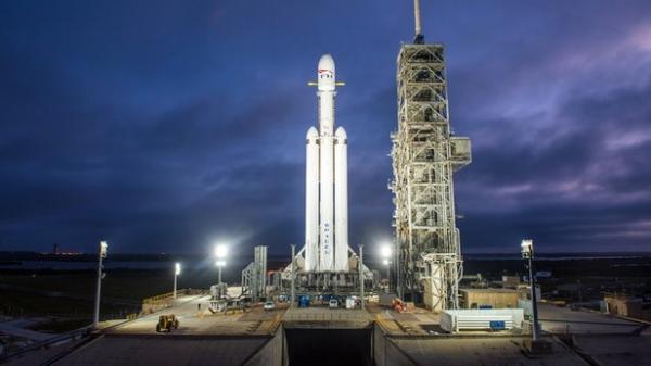 SpaceX вывела на орбиту 64 спутника, в третий раз использовав одну и ту же ступень ракет