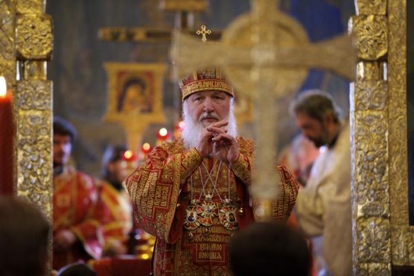 Photo of Больше 200 чиновников из Твери насильно отправили в Москву на литургию патриарха Кирилла