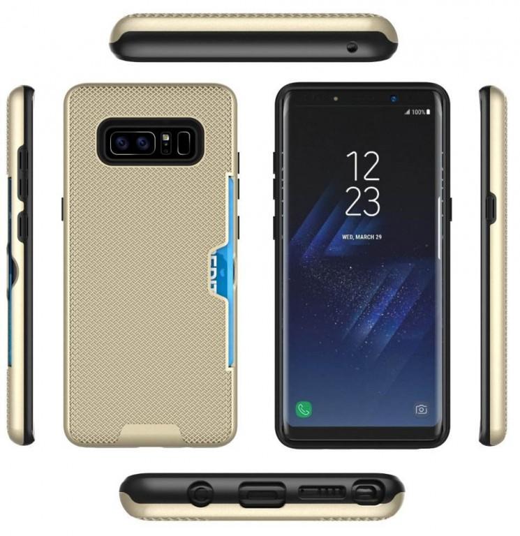 Photo of Появились новые изображения Samsung Galaxy Note 8