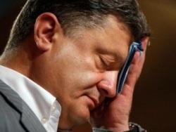"""""""Реакция всего мира"""": Во время выступления Порошенко омбудсмен упала в обморок"""