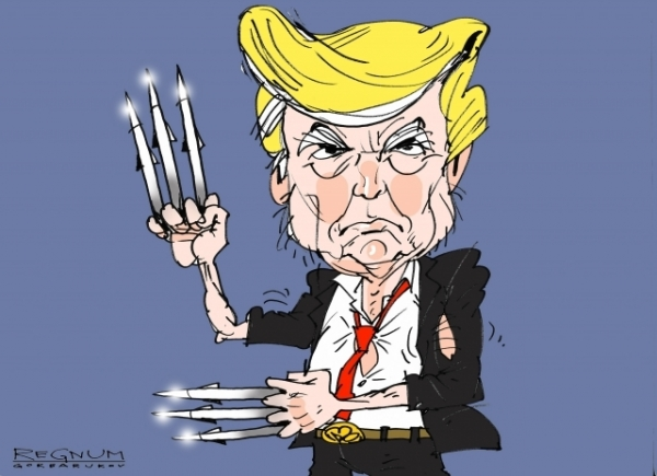 Трамп начинает творить новую историю на Ближнем Востоке