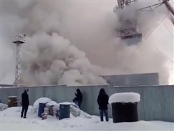 Photo of СК: блокированные на горящей шахте в Соликамске горняки погибли