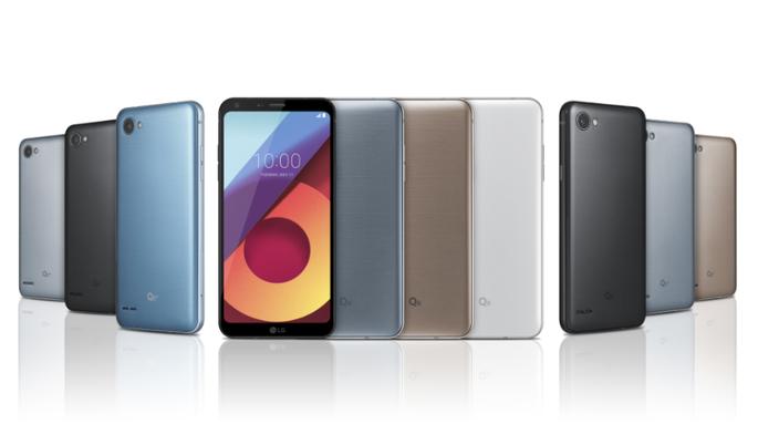 Photo of LG Q6 с безрамочным дизайном официально представили в трех вариантах