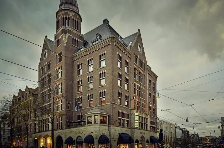отель амстердам 5