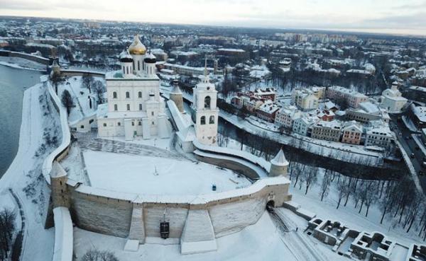 Эстония вспомнила: Россия нам Печорский район должна0