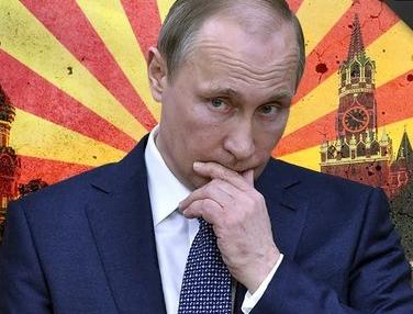 Почему Россия так быстро разлюбила Путина?0