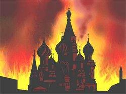 В православном храме на Украине произошел взрыв0