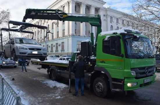 Photo of За эвакуацию авто с нарушениями предложили штрафовать