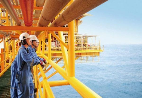 Китай медленно наращивает собственную добычу нефти0