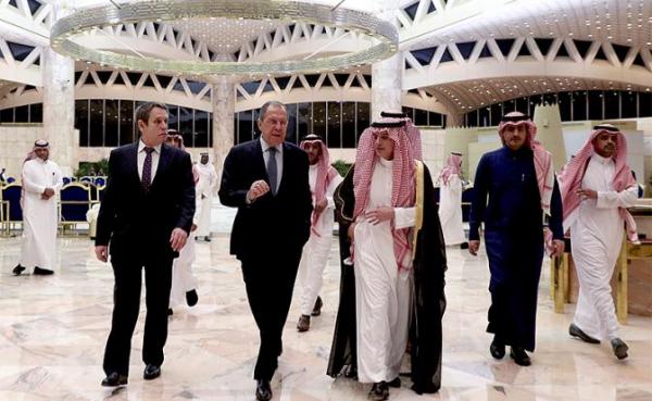 Путин летит за нефтью к арабским шейхам0