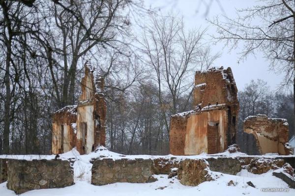 Сладкие развалины. Репортаж о рассыпающейся белорусской провинции7