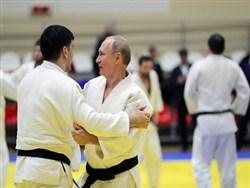 Дзюдоист-чемпион нанес травму Путину0