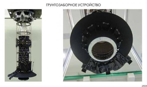 Hayabusa 2 готовится к отбору образца грунта с астероида Рюгу3