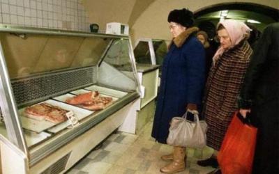 Photo of Кто съел все продукты в СССР? Продовольственная программа Брежнева