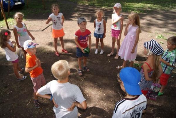 Спортивные детские дворовые игры?0