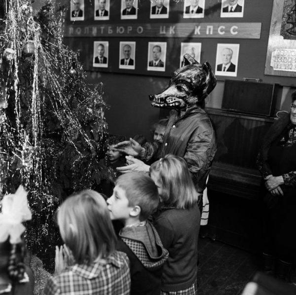 Убогий СССР на фото 1980-х годов1