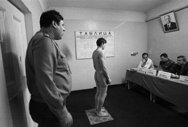 Убогий СССР на фото 1980-х годов2