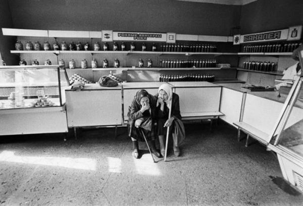 Убогий СССР на фото 1980-х годов15