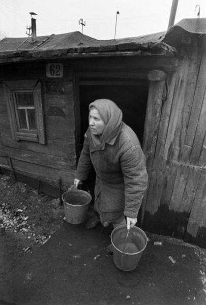 Убогий СССР на фото 1980-х годов11