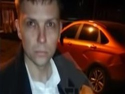 Начальник ГИБДД в Челябинской области устроил пьяное ДТП и пытался скрыться0